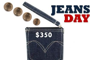 JEANS DAYS abril