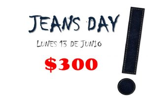 JEANS DAY, junio