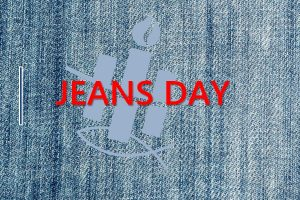 2017, JEANS DAY